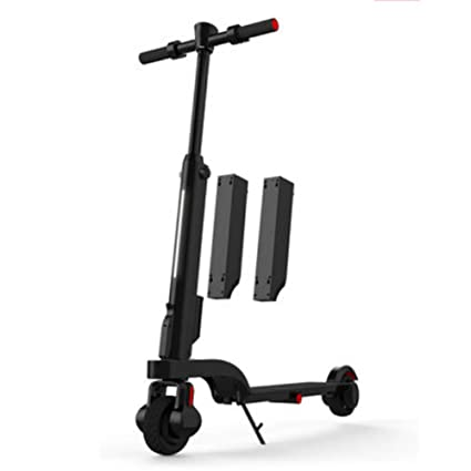 Scooter Eléctrico - Ligero, Plegable Y Fácil De Llevar, Velocidad De hasta 18 Km