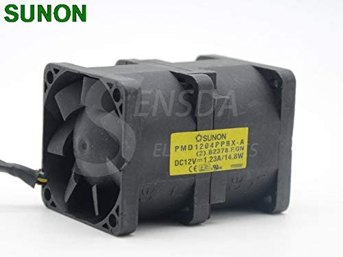 SUNON PMD1204PPBX-A 4056 404056 mm high speed fan 4cm strong air flow server fan violence