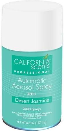 California Scents profesional csp-1700 6,6 oz Refill, 4-Unit Pack, desierto jazmín (csp-r-1700, -408tr): Amazon.es: Hogar