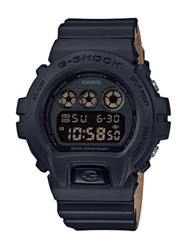 Casio DW6900LU-1 G-Shock Men's Watch Black 50mm (1 G-shock Mens Watch)