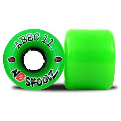 ABEC 11Longboard Roues No skoolz 92A 60mm