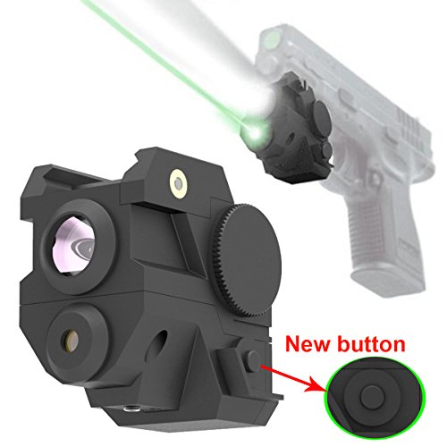 Led Gun Light With Laser - 2