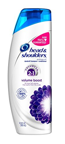 Head & Shoulders Advanced 2 in 1 Volume Boost Dandruff Shamp