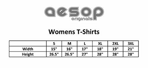 Women's Aesop Originals Mistress Of The Dark T-Shirt XL