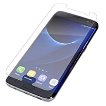 ZAGG InvisibleShield Original for Samsung Galaxy S7 Edge - Retail Packaging - Screen