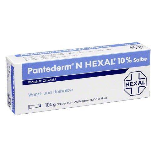Pantederm N HEXAL 10 % Salbe, 100 g
