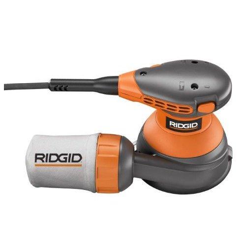 RIDGID ZRR2601 5 in. Random Orbit Sander (Certified Refurbished) by Ridgid