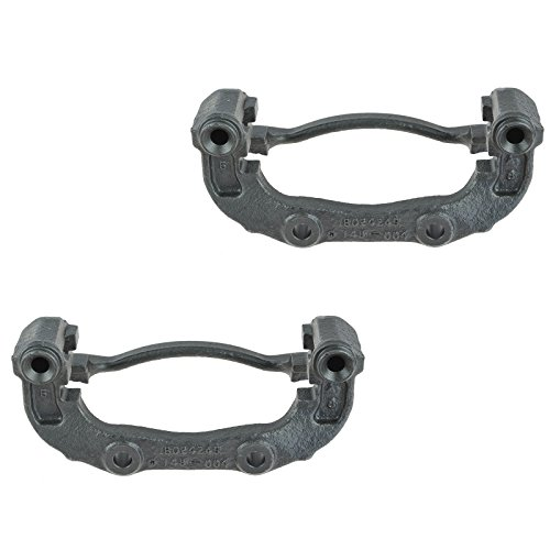 (CARDONE Brake Caliper Bracket Rear Pair for Bravada Hombre Jimmy S10 S15 Pickup)