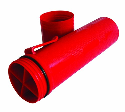Shark 12050 Welding Rod Storage Tube, 15-Inch by 3-1/4-Inch