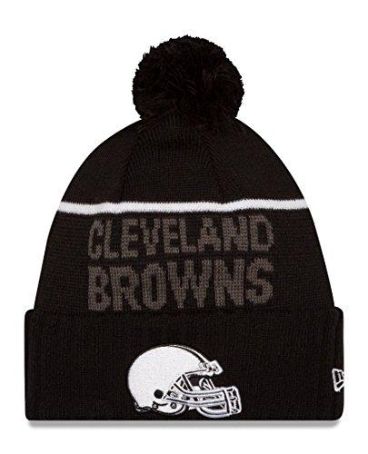 NFL Cleveland Browns 2015 Sport Knit, Black, One ()