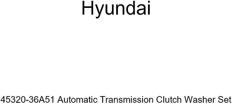 Genuine Hyundai 45320-36A51 Automatic Transmission Clutch Washer Set