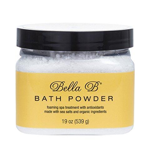 Bella B Naturals Bath Powder, 19 Ounce - La Belle Bath