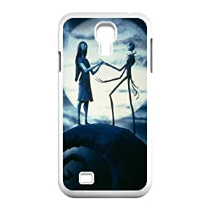 Classic Case Movie The Nightmare Before Christmas theme pattern design For Samsung Galaxy S4 I9500 Phone Case