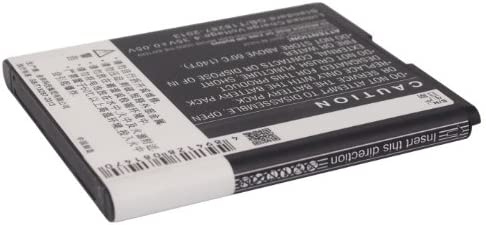 Extra Longer Capacity Replacement Battery for AT/&T Z998