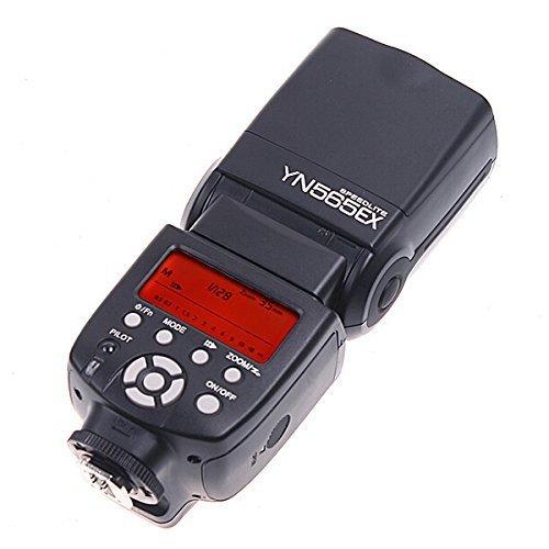 Yongnuo YN-565EX Wireless Slave TTL Flash Speedlite For Canon 5D II 7D ,30D ,40D, 50D ,350D, 400D ,450D ,1Dx ,1Ds ,1D ,5DIII ,5D ,60D ,600D by YONGNUO
