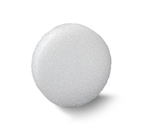 FloraCraft Styrofoam Disc 1.9 Inch x 9.8 Inch White