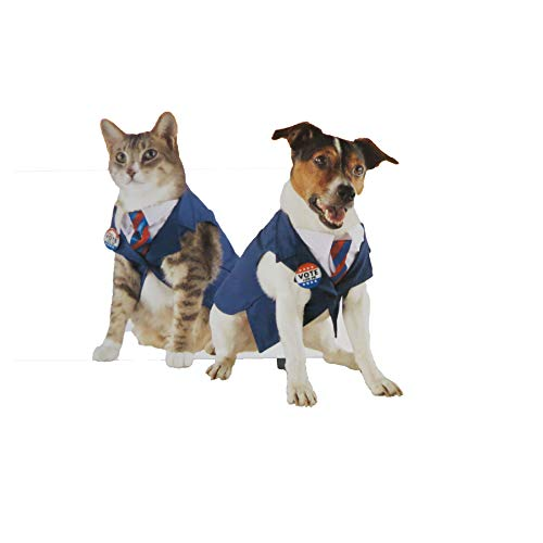 (target Pet Dog Cat President Costume Small fits up to 20)