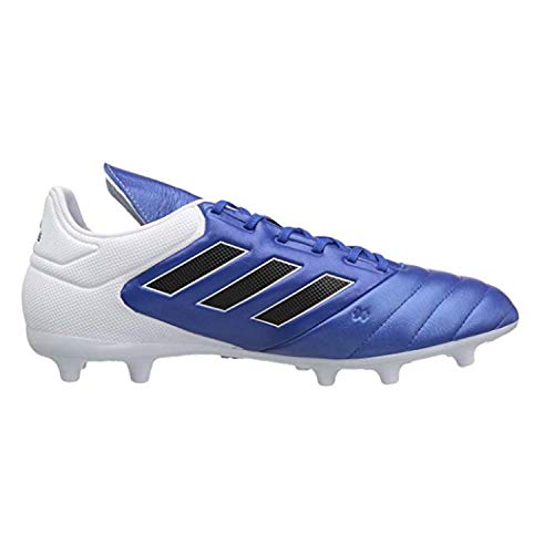 Image of adidas Men's copa 17.3 fg Soccer Shoe, Blue/Black/White, (6.5 M US)