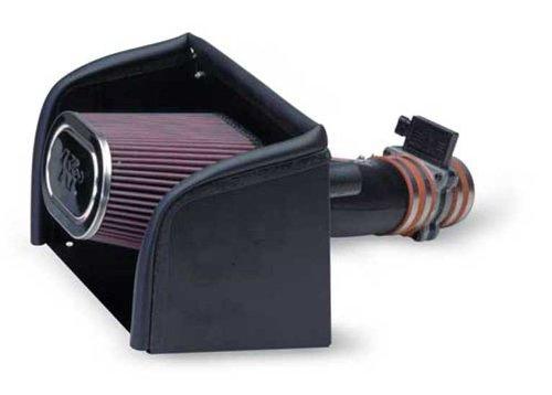 - K&N 57-3016-1 FIPK Performance Air Intake System
