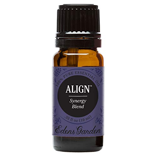 - Edens Garden Align 10 ml Synergy Blend 100% Pure Undiluted Therapeutic Grade GC/MS Certified Essential Oil