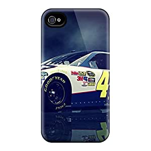 Fashion Tpu Case For Iphone 4/4s- Jimmy Johnson Defender Case Cover