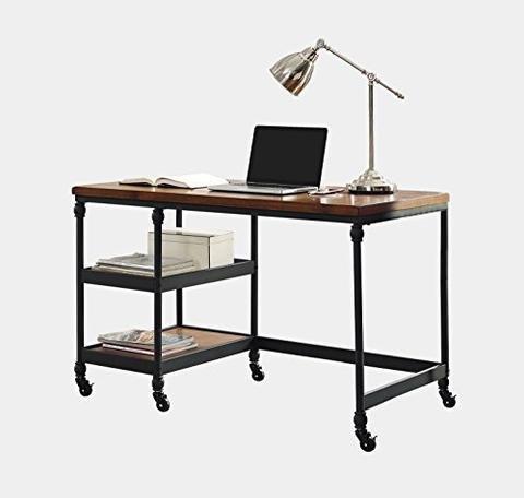 Writing Urban Loft Desk (ioneyes Desk Brown With XLYUT80014637JQFS)