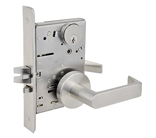 Heavy Duty Modern Mortise Lock Stainless Steel For Classroom Door