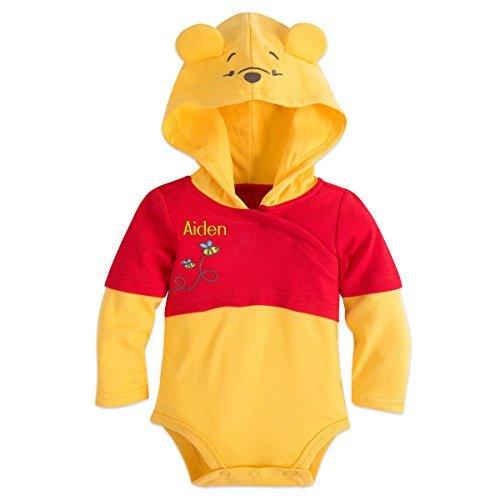 Disney Store Winnie The Pooh Costume Baby Bodysuit -