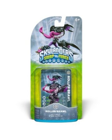 Skylanders Swap Force Single Character Roller Brawl