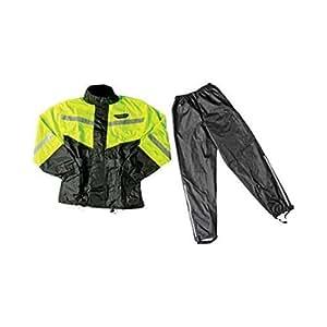 Amazon.com: Fly Racing - Traje de lluvia (2 piezas), S ...