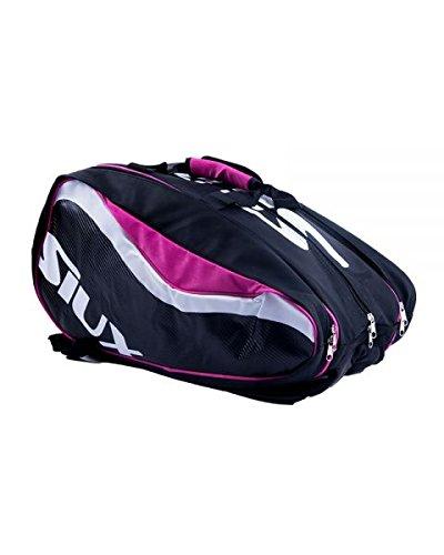 Bolsa de pádel Siux SX Spartan 17 fucsia: Amazon.es: Deportes y aire libre