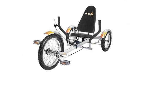 MOBO – Cruiser Triton – Tumbona Bicicleta Triciclo – Tumbona ...