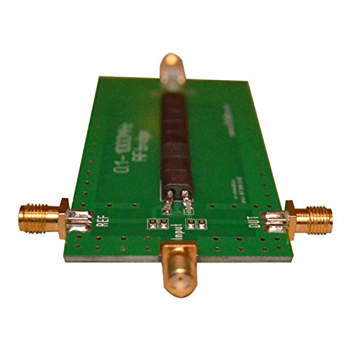 TOOGOO Rf Bridge 0.5-3000 Mhz,Vna Return Loss Vswr SWR Reflection Bridge Antenna ()