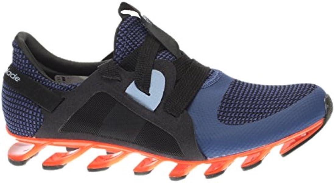 adidas Springblade Nanaya, Baskets Basses Femme: