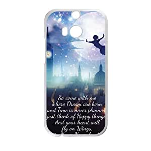 LINGH The Angle Cell Phone Case for HTC One M8