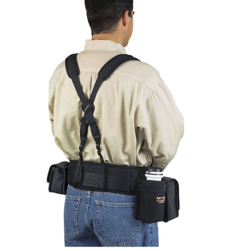 - Tamrac MAS Belt Harness, Black.