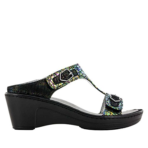 get to buy for sale cheap sale big sale Alegria Women's Lara Wedge Sandal Tectonic cheapest price cheap online sale latest discount under $60 5x2NjdHzSw