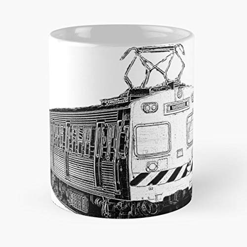 Hitachi Train Melbourne Metro Trains - Coffee Mugs Best Gift For Father Day