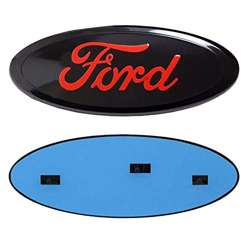 - Ford Front Tailgate Emblem, Oval 9