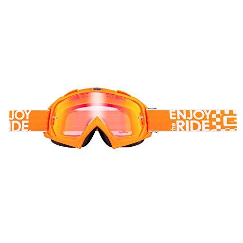 ONeal Traverser les verres B-Flex Launch Rose - Clair Orange - Orange - Radium