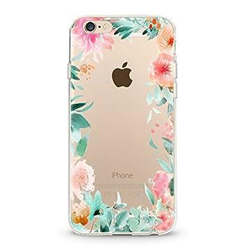 coque a fleur iphone 6