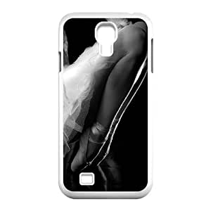 Hjqi - DIY Ballet Shoes Cover Case, Ballet Shoes Customized Case for SamSung Galaxy S4 I9500