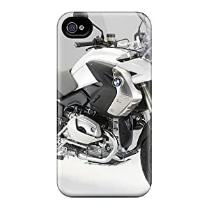 Tpu Wadecases Shockproof Scratcheproof Bmw New Special Edition R 1200 Gs Hard Case Cover For Iphone 4/4s