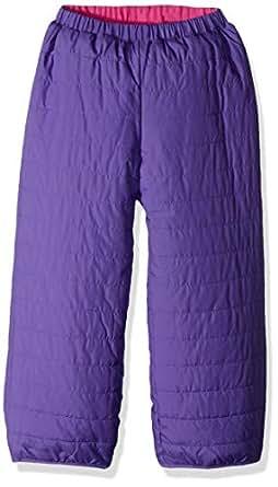 Columbia Unisex-Child Double TroubleTM Pant Snow Pants - Purple - 2T