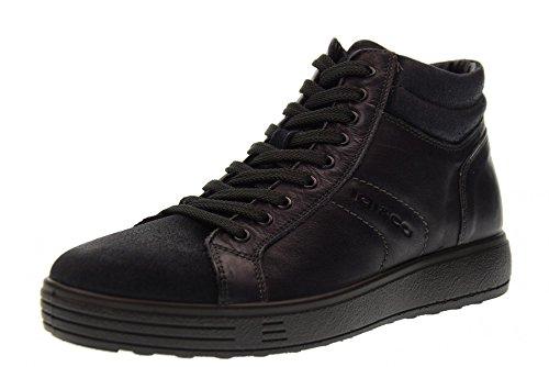 Igi Et Baskets Co Hommes Chaussures Haute 87301/00 Bleu