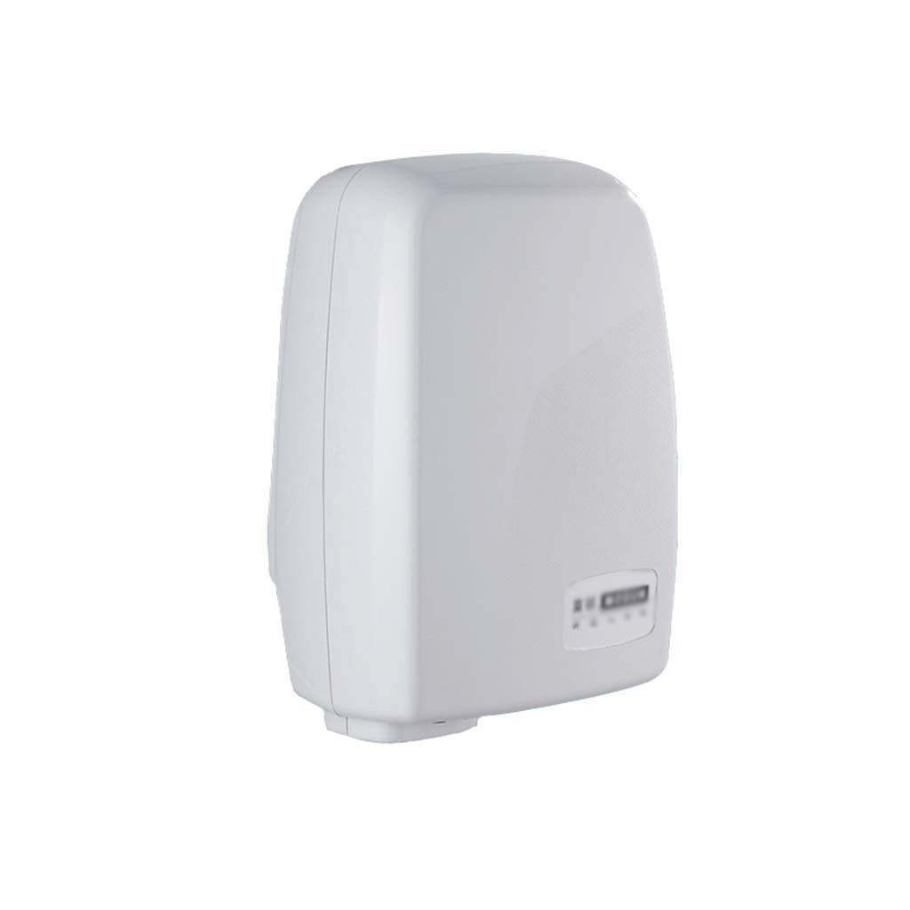 XINTONGTONGH Hand Dryer Automatic Drying Fast and Quiet for Commercial Use, Wall Mounting, 18x12x27cm
