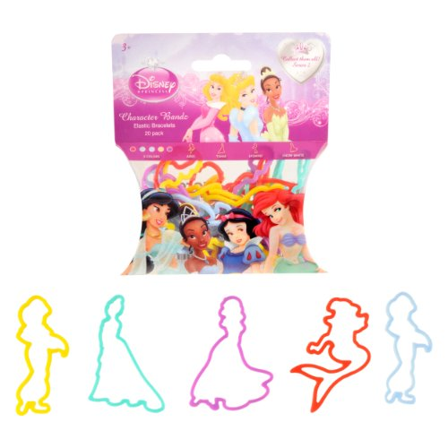 Disney Princess 2 Princesses Logo Bandz-2nd Version