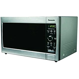Panasonic NN-SD377S 0.8 cuft, 800 Watt Stainless Steel Microwave Oven, Auto Cook (B000ON4LZS) | Amazon price tracker / tracking, Amazon price history charts, Amazon price watches, Amazon price drop alerts
