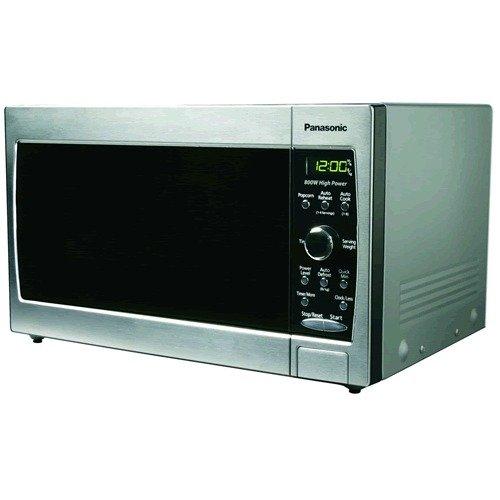 Panasonic NN-SD377S, 1230 W, 120V, 60Hz, 10.5A, Acero ...