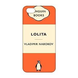 Evil-Store Penguin books lolita vladimir nabokov 3D Phone Case for iPhone 4/4s